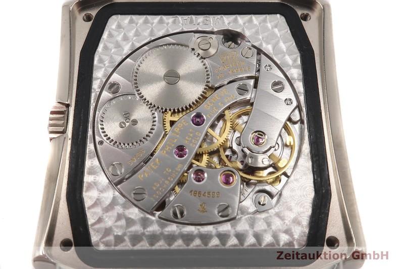 gebrauchte Luxusuhr Patek Philippe Gondolo 18k Weissgold Handaufzug Kal. 215 Ref. 5024  | 2101429 _1