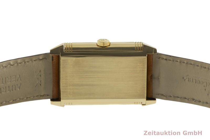 gebrauchte Luxusuhr Jaeger LeCoultre Reverso 18k Gold Handaufzug Kal. 822 Ref. 270.1.62  | 2101432 _1