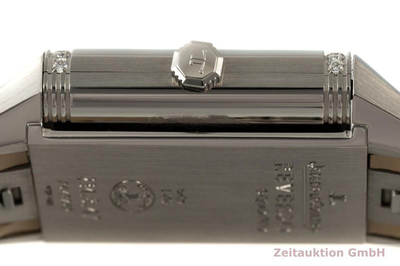gebrauchte Luxusuhr Jaeger LeCoultre Reverso Stahl Quarz Kal. 657 Ref. 234.8.47, 9703842    2101434 _1