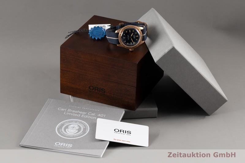 gebrauchte Luxusuhr Oris Divers Bronze Automatik Kal. 401 Ref. 0140177643185 LIMITED EDITION | 2101466 _0