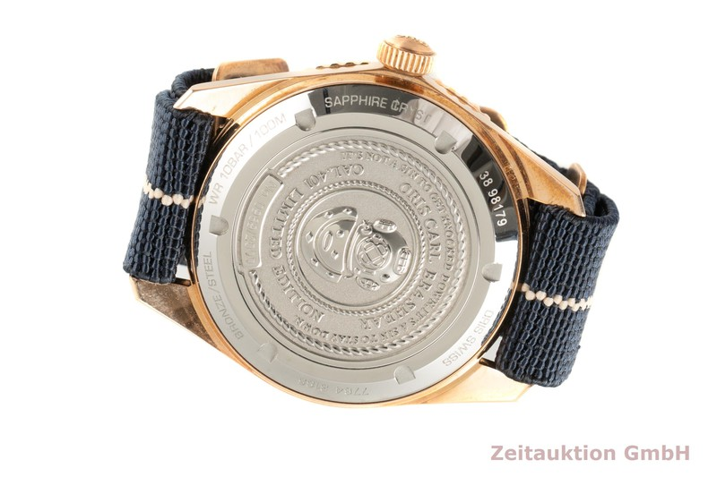 gebrauchte Luxusuhr Oris Divers Bronze Automatik Kal. 401 Ref. 0140177643185 LIMITED EDITION | 2101466 _1