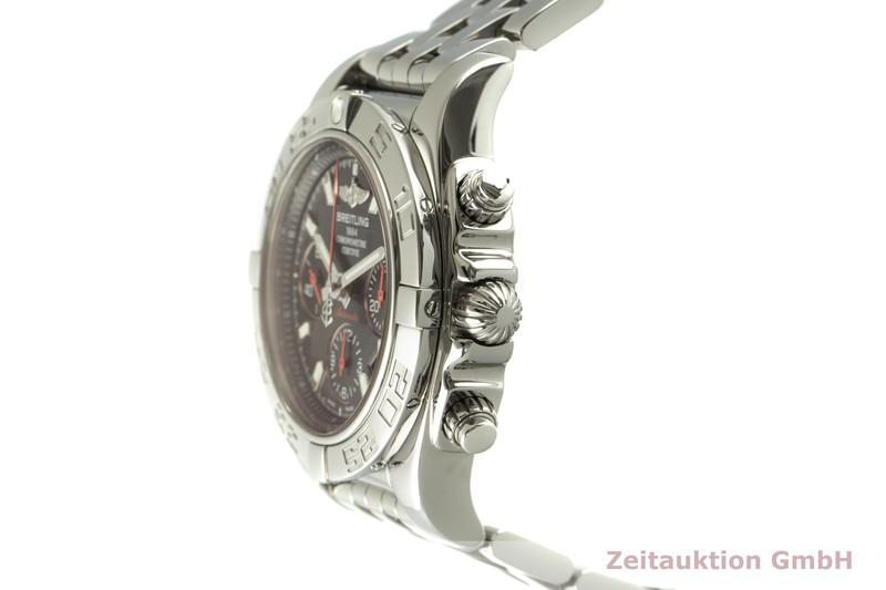 gebrauchte Luxusuhr Breitling Chronomat Chronograph Stahl Automatik Kal. B01 Ref. AB0141 LIMITED EDITION | 2101468 _0