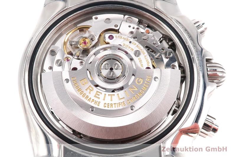 gebrauchte Luxusuhr Breitling Chronomat Chronograph Stahl Automatik Kal. B01 Ref. AB0141 LIMITED EDITION | 2101468 _1
