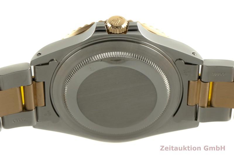 gebrauchte Luxusuhr Rolex GMT Master II Stahl / Gold Automatik Kal. 3185 Ref. 16713    2101480 _1