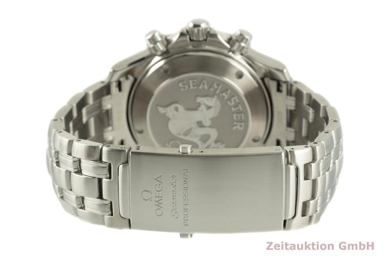 gebrauchte Luxusuhr Omega Seamaster Chronograph Stahl Automatik Kal. 1164 Ref. 2225.80.00, 178.0522  | 2101499 _1