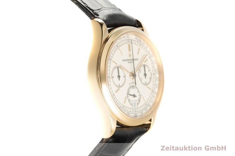 gebrauchte Luxusuhr Vacheron & Constantin Historiques Chronograph 18k Gold Automatik Kal. 1136 Ref. 49002/3    2101506 _0