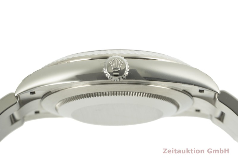 gebrauchte Luxusuhr Rolex Datejust Stahl / Weissgold Automatik Ref. 126334  | 2101520 _1
