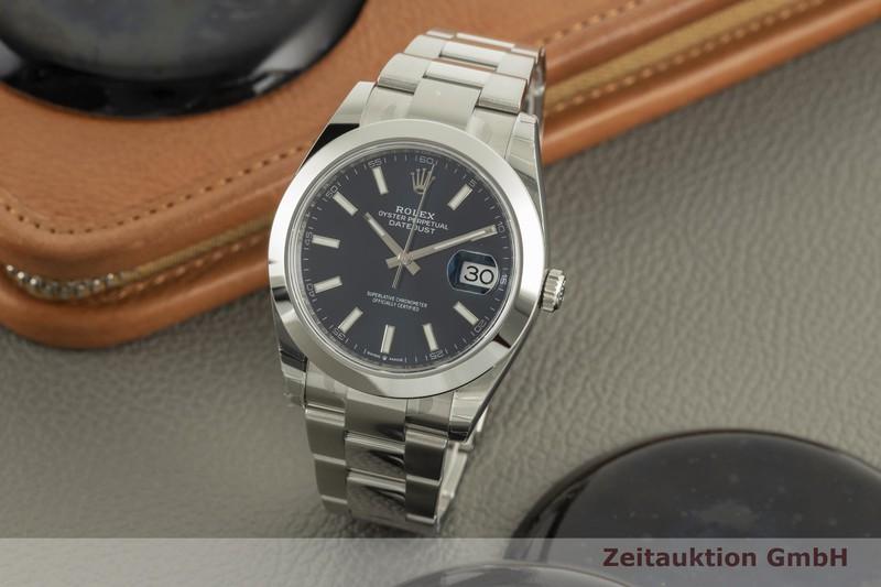 gebrauchte Luxusuhr Rolex Datejust Stahl Automatik Ref. 126300  | 2101523 _0