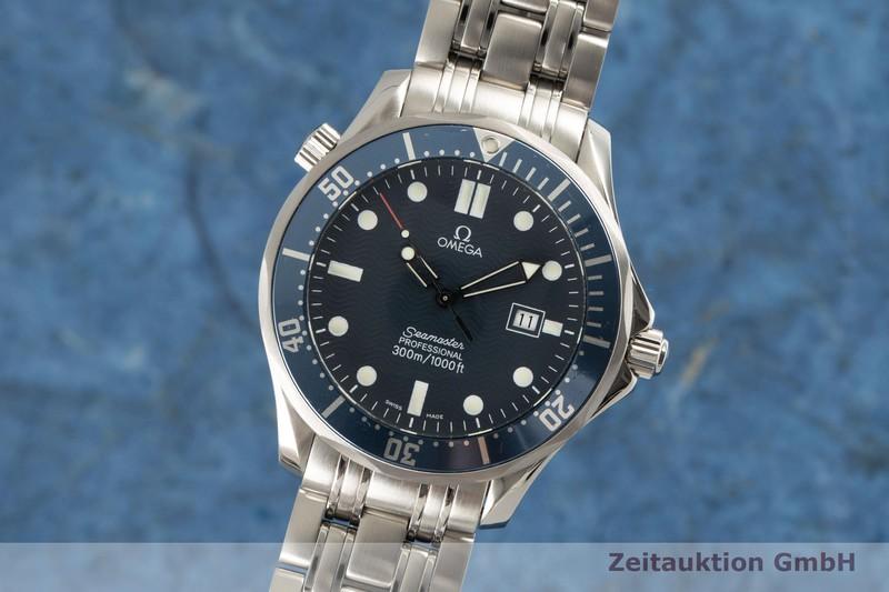 gebrauchte Luxusuhr Omega Seamaster Stahl Quarz Kal. 1538 Ref. 2541.80.00    2101535 _0