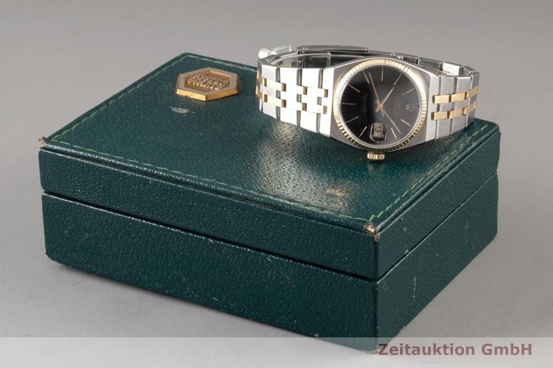 gebrauchte Luxusuhr Rolex Datejust Stahl / Gold Quarz Kal. 5035 Ref. 17013  | 2101544 _0