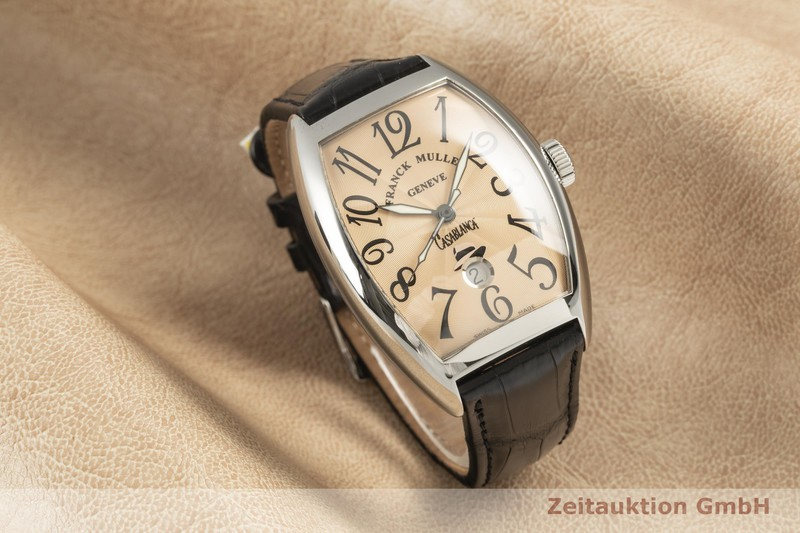 gebrauchte Luxusuhr Franck Muller Casablanca Stahl Automatik Kal. FM800 Ref. 8880 C DT LIMITED EDITION | 2101545 _0