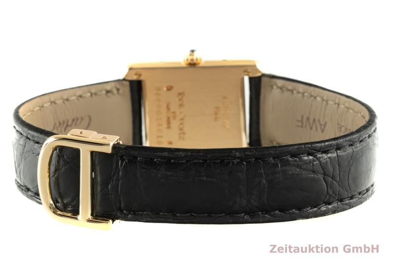gebrauchte Luxusuhr Cartier Tank 18k Gold Quarz Kal. 157 Ref. 5070, 8660  | 2101553 _1