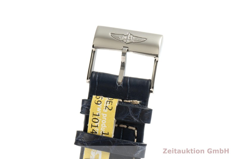 gebrauchte Luxusuhr Breitling Navitimer Chronograph Stahl Automatik Kal. B01 Ref. AB0123 LIMITED EDITION | 2101554 _1