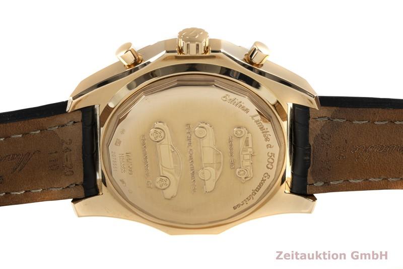 gebrauchte Luxusuhr Breitling Bentley Motors Chronograph 18k Gold Automatik Kal. B25 Ref. H25363 LIMITED EDITION | 2101589 _1