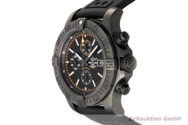 gebrauchte Luxusuhr Breitling Super Avenger II Chronograph Stahl Automatik Kal. B13 Ref. M13371 LIMITED EDITION | 2101590 _0