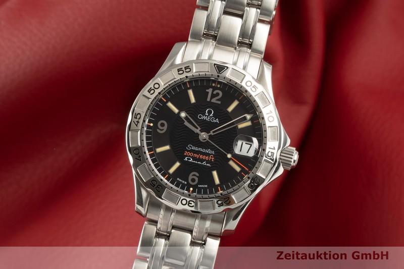 gebrauchte Luxusuhr Omega Seamaster Stahl Quarz Kal. 1400 Ref. 2514.50.00  | 2101593 _0
