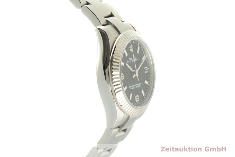 gebrauchte Luxusuhr Rolex Oyster Perpetual Stahl / Weissgold Automatik Kal. 2231 Ref. 177234  | 2101597 _0