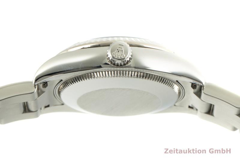 gebrauchte Luxusuhr Rolex Oyster Perpetual Stahl / Weissgold Automatik Kal. 2231 Ref. 177234  | 2101597 _1
