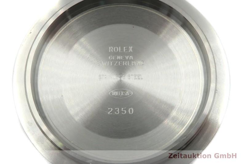 gebrauchte Luxusuhr Rolex GMT Master II Stahl Automatik Kal. 3186 Ref. 116710LN    2101598 _1