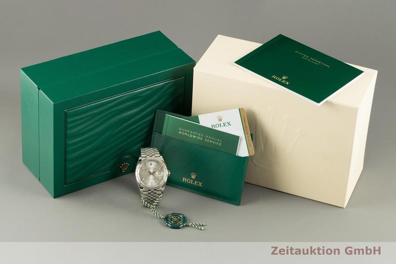 gebrauchte Luxusuhr Rolex Datejust Stahl / Weissgold Automatik Kal. 3235 Ref. 126234  | 2101601 _0