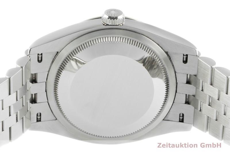 gebrauchte Luxusuhr Rolex Datejust Stahl / Weissgold Automatik Kal. 3235 Ref. 126234  | 2101601 _1