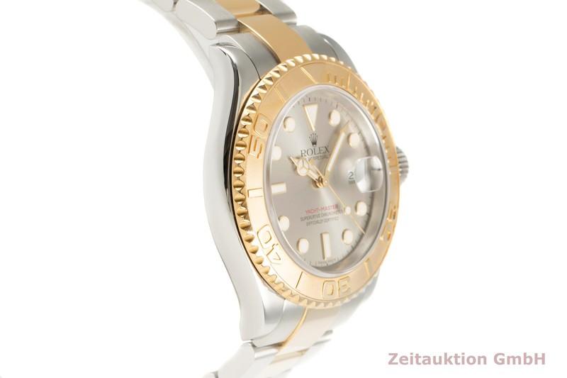 gebrauchte Luxusuhr Rolex Yacht-Master Stahl / Gold Automatik Kal. 3135 Ref. 16623    2101603 _0