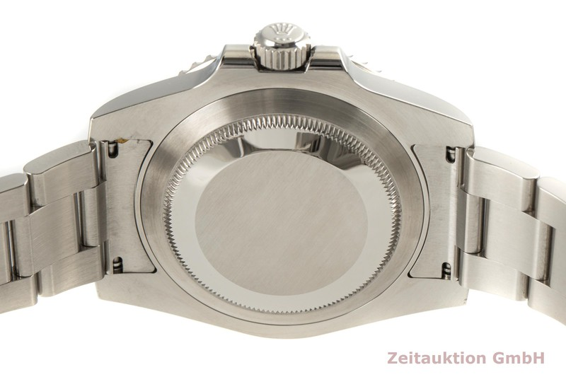 gebrauchte Luxusuhr Rolex Submariner Stahl Automatik Kal. 3135 Ref. 116610LV  | 2101604 _1