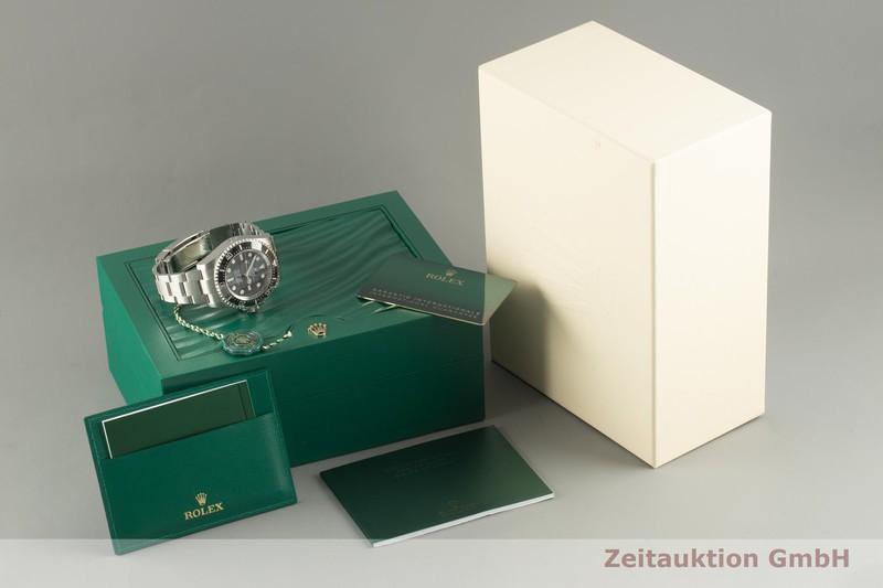gebrauchte Luxusuhr Rolex Sea Dweller Stahl Automatik Kal. 3235 Ref. 126660  | 2101615 _0