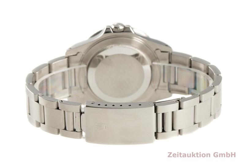gebrauchte Luxusuhr Rolex GMT Master II Stahl Automatik Kal. 3185 Ref. 16710  | 2101630 _1