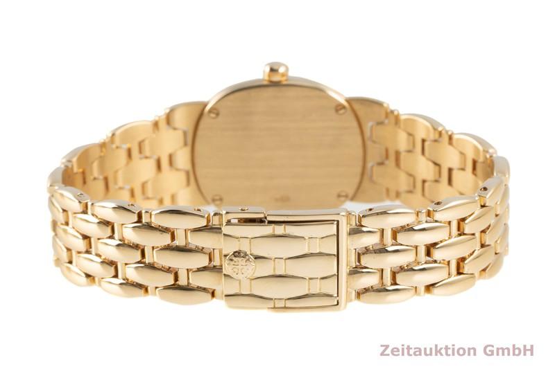 gebrauchte Luxusuhr Patek Philippe Golden Ellipse 18k Gold Quarz Kal. E15 Ref. 4830/1  | 2101643 _1