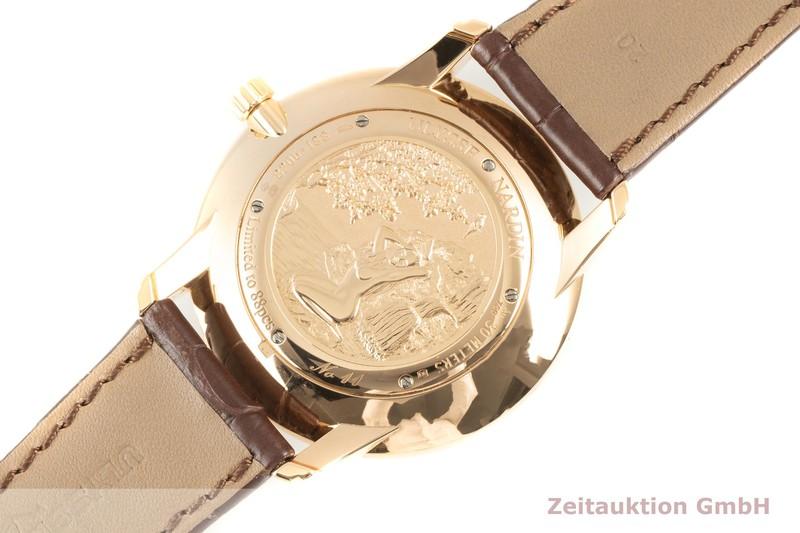 gebrauchte Luxusuhr Ulysse Nardin Classico 18k Gold Handaufzug Kal. UN 820-0456 Ref. 8206-188/31 LIMITED EDITION | 2101644 _1