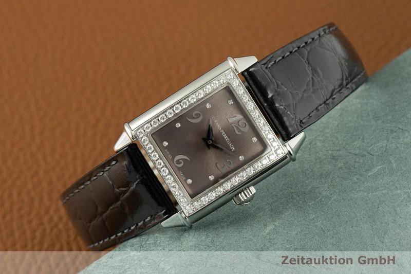 gebrauchte Luxusuhr Girard Perregaux Vintage Stahl Handaufzug Kal. 2409 Ref. 25890  | 2101646 _0