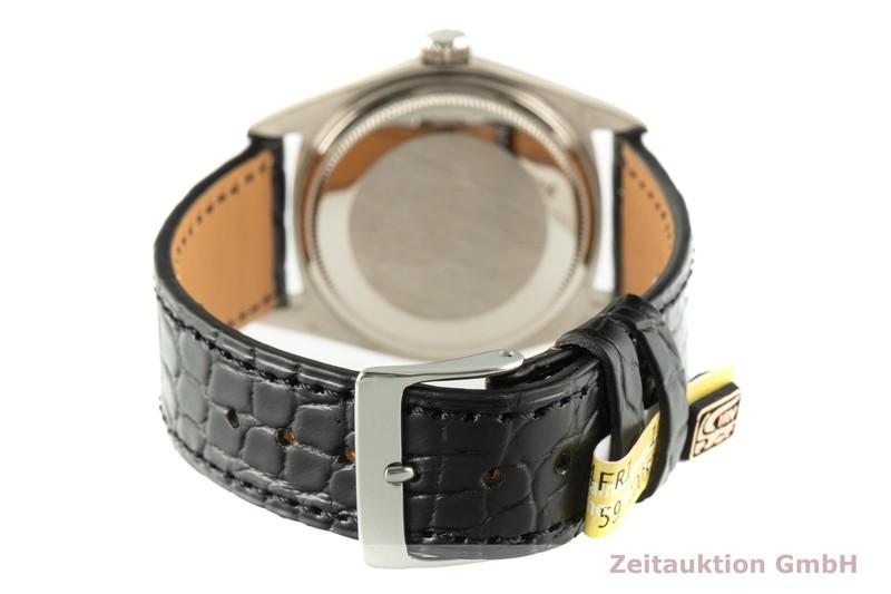 gebrauchte Luxusuhr Rolex Day-Date 18k Weissgold Automatik Kal. 1556 Ref. 1803 VINTAGE  | 2101652 _1
