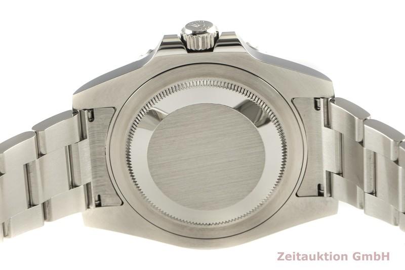 gebrauchte Luxusuhr Rolex GMT Master II Stahl Automatik Kal. 3186 Ref. 116710BLNR  | 2101661 _1