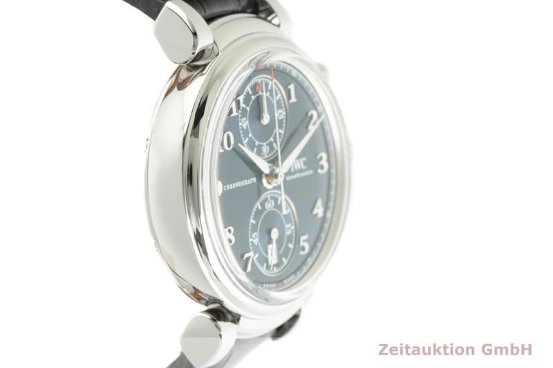 gebrauchte Luxusuhr IWC Da Vinci Chronograph Stahl Automatik Kal. C.89361 Ref. 3934-02 LIMITED EDITION | 2101692 _0