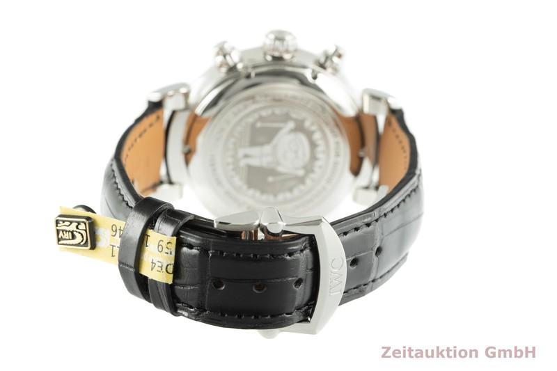 gebrauchte Luxusuhr IWC Da Vinci Chronograph Stahl Automatik Kal. C.89361 Ref. 3934-02 LIMITED EDITION | 2101692 _1