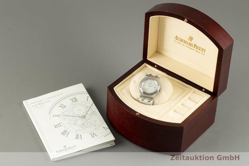 gebrauchte Luxusuhr Audemars Piguet Royal Oak Stahl Quarz Kal. 2712 Ref. F21184, 67600ST    2101698 _0