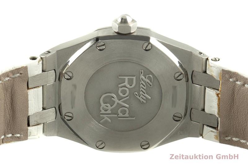 gebrauchte Luxusuhr Audemars Piguet Royal Oak Stahl Quarz Kal. 2712 Ref. F21184, 67600ST    2101698 _1