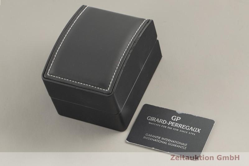 gebrauchte Luxusuhr Girard Perregaux BMW Oracle Racing Chronograph Titan Automatik Kal. 33CO.AK Ref. 80175-28-651 LIMITED EDITION   2101700 _0