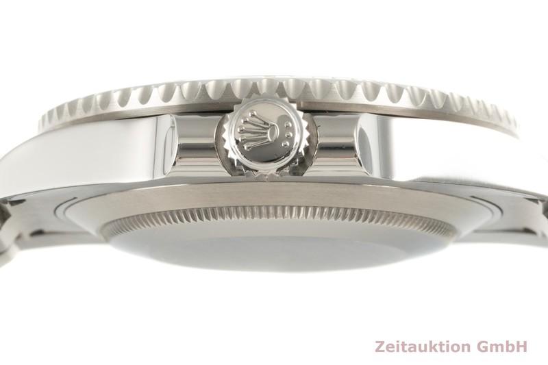 gebrauchte Luxusuhr Rolex Submariner Keramik / Stahl Automatik Kal. 3130 Ref. 114060  | 2101715 _1