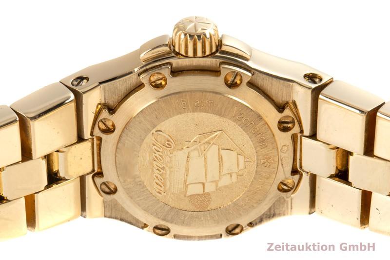 gebrauchte Luxusuhr Vacheron & Constantin Overseas 18k Gold Quarz Kal. 1016 Ref. 12050-16050/1  | 2101758 _1