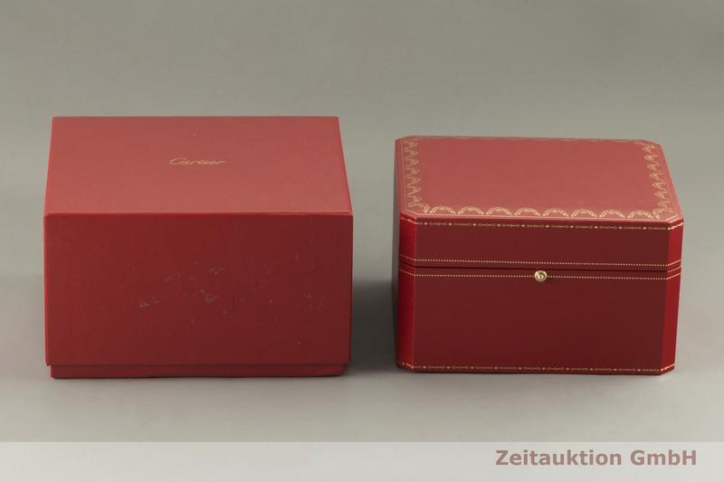 gebrauchte Luxusuhr Cartier Pasha Stahl Automatik Kal. 1847 MC Ref. 4327,WSPA0013  | 2101763 _0