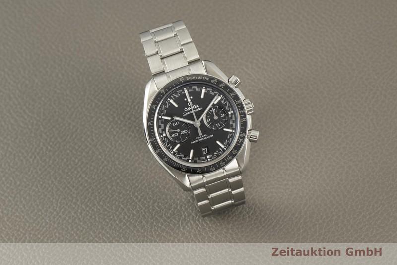 gebrauchte Luxusuhr Omega Speedmaster Chronograph Stahl Automatik Kal. 9900 Ref. 329.30.44.51.01.001  | 2101769 _0