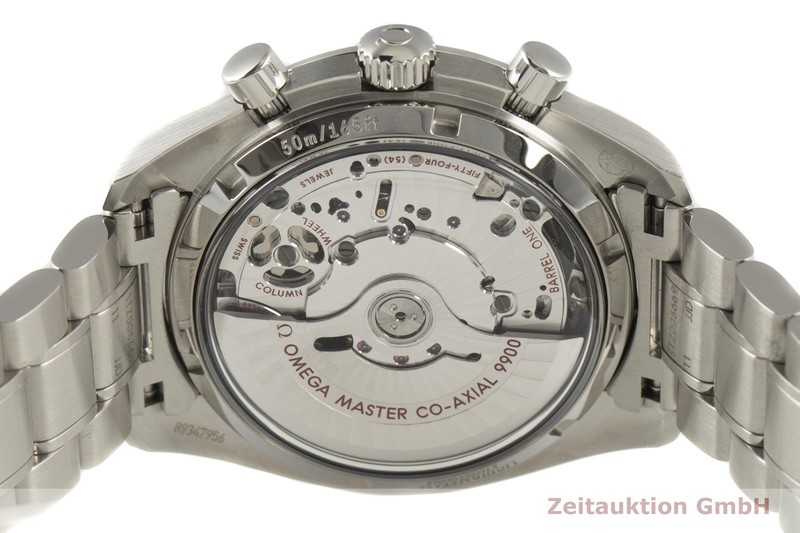 gebrauchte Luxusuhr Omega Speedmaster Chronograph Stahl Automatik Kal. 9900 Ref. 329.30.44.51.01.001  | 2101769 _1