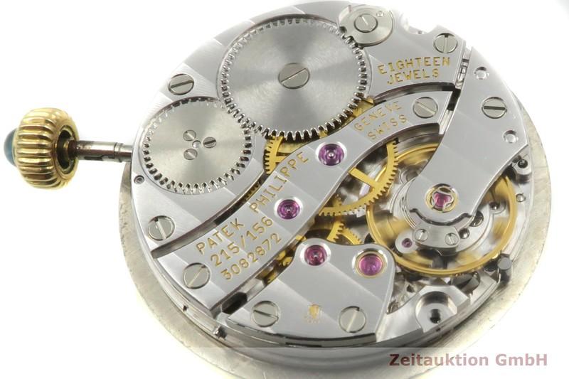 gebrauchte Luxusuhr Patek Philippe Travel Time 18k Gold Handaufzug Kal. 215/156 Ref. 4864J-010  | 2101773 _1