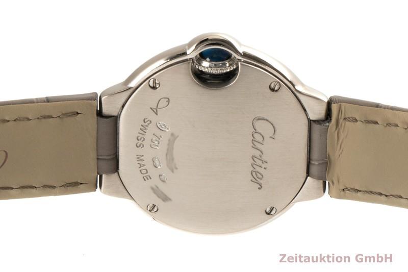 gebrauchte Luxusuhr Cartier Ballon Bleu de Cartier 18k Weissgold Quarz Kal. 057 Ref. 3008  | 2101774 _1