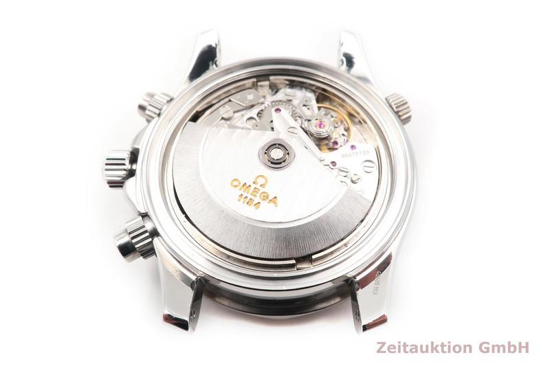 gebrauchte Luxusuhr Omega Seamaster Chronograph Stahl Automatik Kal. 1154 Ref. 2598.80.00, 178.0504, 378.0504, 175.0504, 375.0504  | 2101783 _1