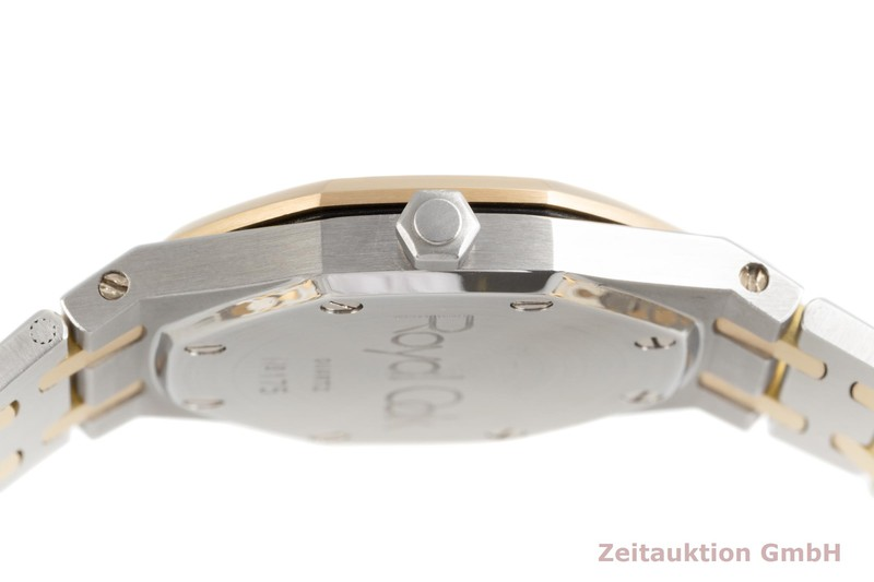 gebrauchte Luxusuhr Audemars Piguet Royal Oak Stahl / Gold Quarz Kal. 2711  | 2101800 _1