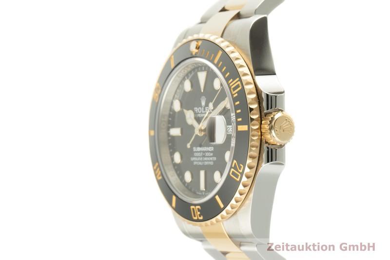 gebrauchte Luxusuhr Rolex Submariner Stahl / Gold Automatik Kal. 3235 Ref. 126613LN    2101816 _0