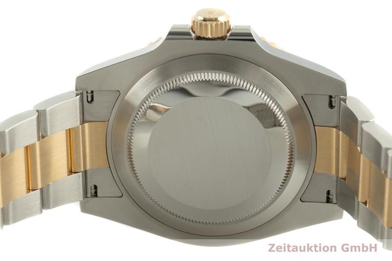 gebrauchte Luxusuhr Rolex Submariner Stahl / Gold Automatik Kal. 3235 Ref. 126613LN    2101816 _1